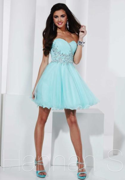 Hannah S Sweetheart Dress 27834