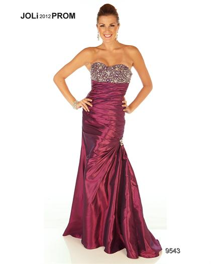 2013 Joli 9543 at Prom Dress Shop