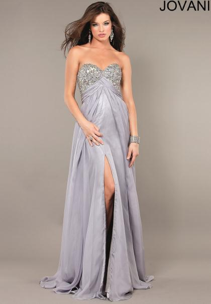 2013 Strapless Jovani Prom Dress 6473