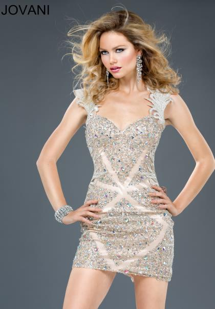 Jovani Cocktail 78656 at Prom Dress Shop