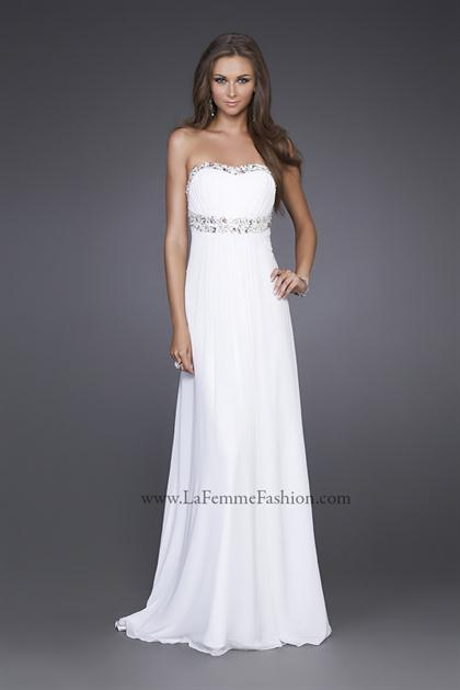 La Femme 15027 at Prom Dress Shop