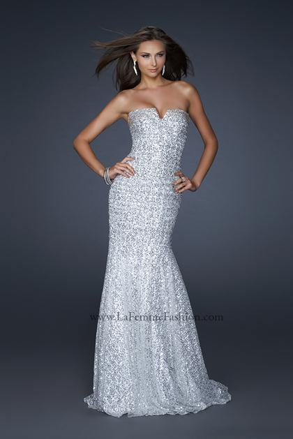 La Femme 17103 at Prom Dress Shop