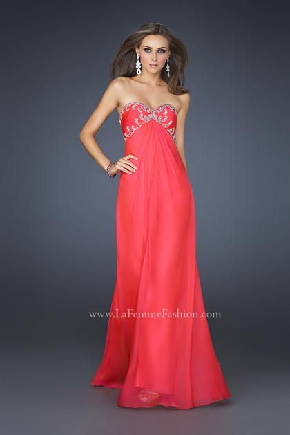 La Femme 17148 at Prom Dress Shop