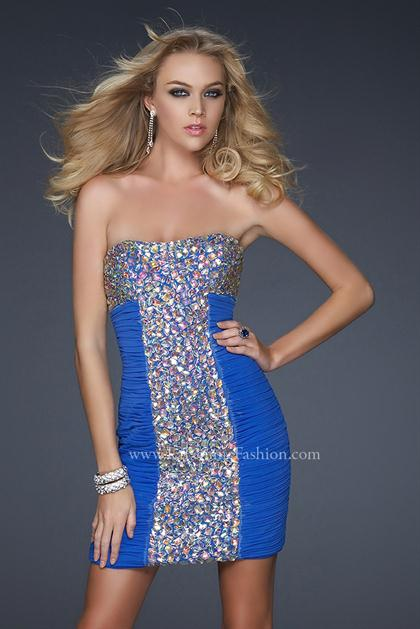 La Femme 17156 at Prom Dress Shop