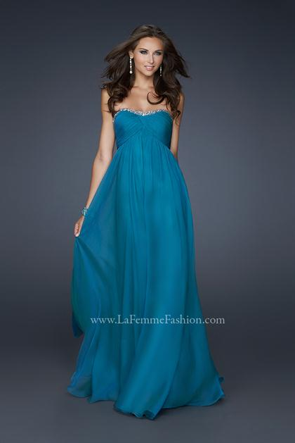La Femme 17455 at Prom Dress Shop 