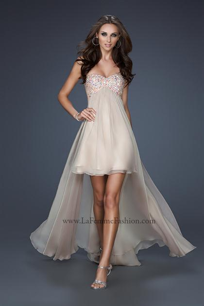 La Femme 17502 at Prom Dress Shop 