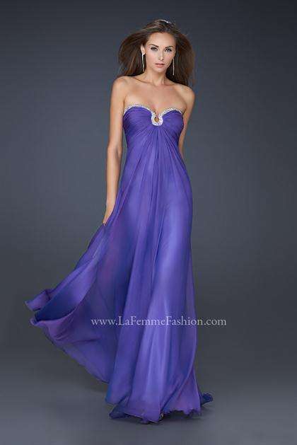 La Femme 17540 at Prom Dress Shop