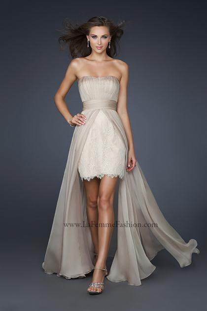 La Femme 17547 at Prom Dress Shop 