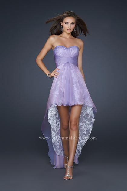 La Femme 17576 at Prom Dress Shop 