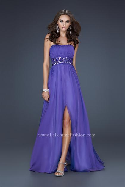 La Femme 17623 at Prom Dress Shop
