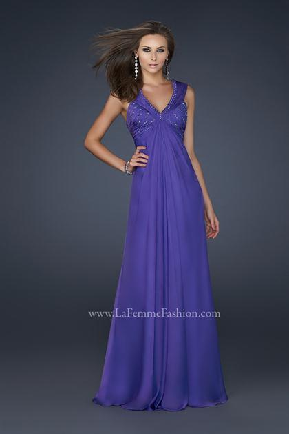 La Femme 17698 at Prom Dress Shop