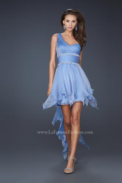 La Femme 17724 at Prom Dress Shop