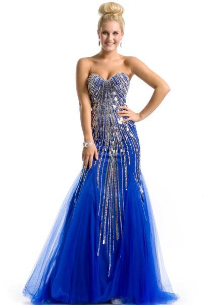 Party Time Evening Dresses - Boutique Prom Dresses