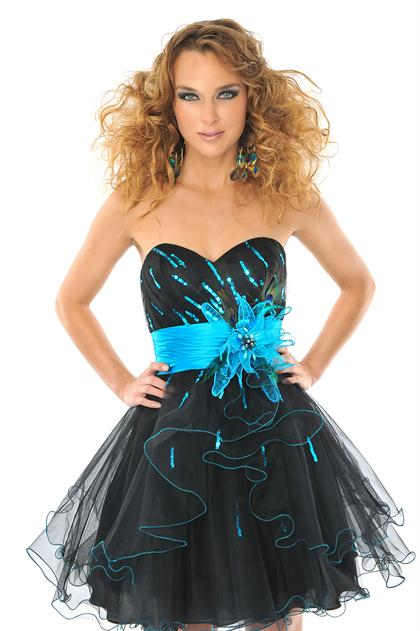 Precious Formals H55029 at Prom Dress Shop