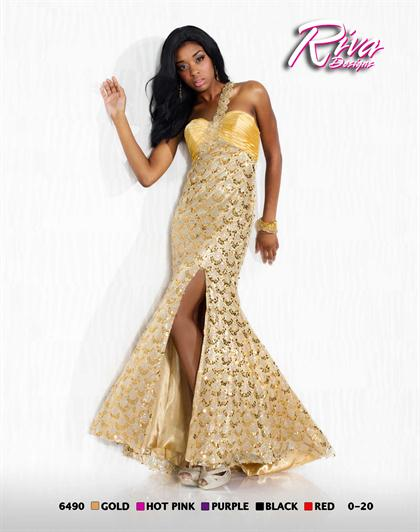 Riva 6490 at Prom Dress Shop