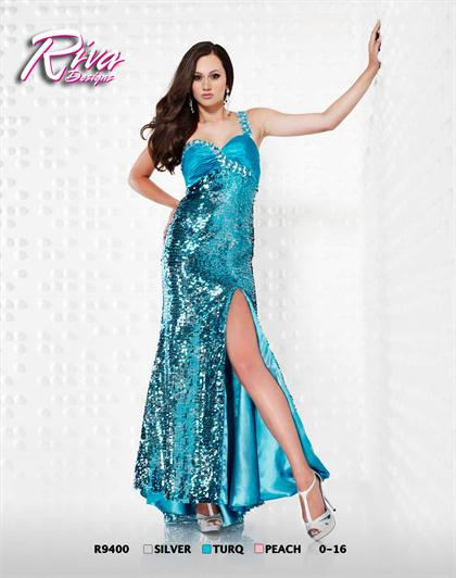 Riva R9400 at Prom Dress Shop