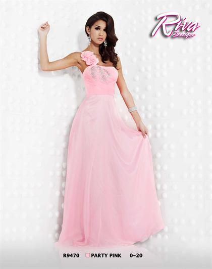 Riva R9470 at Prom Dress Shop