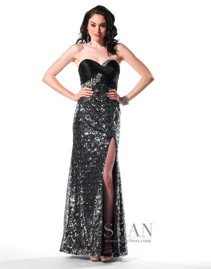 Sean Prom Dresses 50430 at Prom Dress Shop