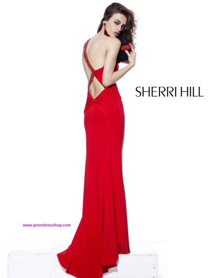 Sherri Hill Dress 1602 at Prom Dress Shop
