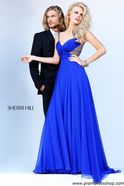 Sherri Hill 11013 at Prom Dress Shop