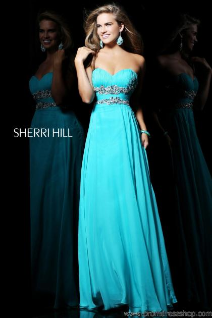 Sherri Hill Dress 3866 at Prom Dress Shop