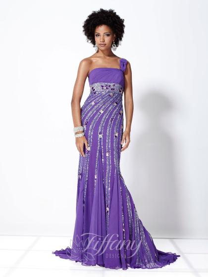 Tiffany 16729 at Prom Dress Shop