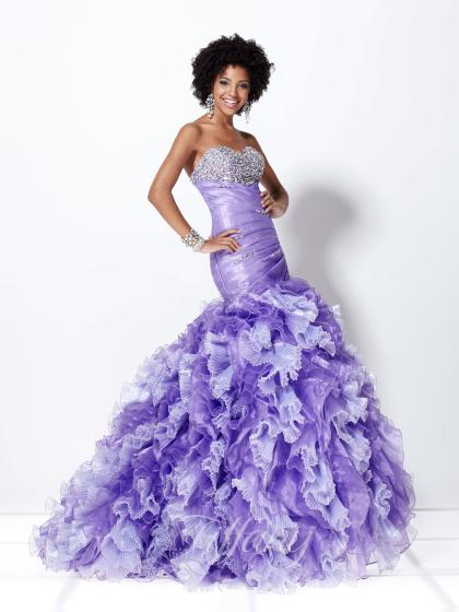 Tiffany 16731 at Prom Dress Shop