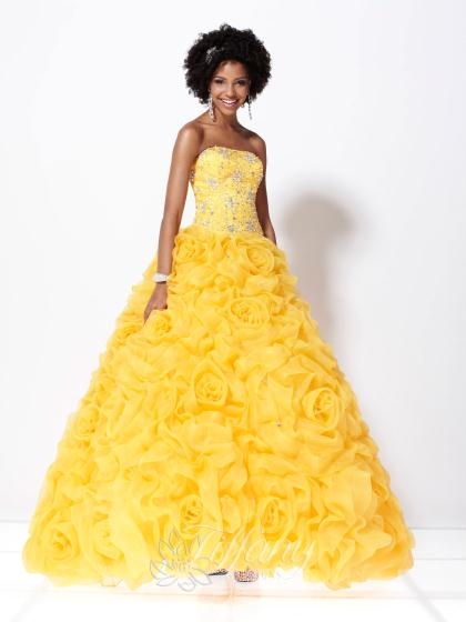 Tiffany 16895 at Prom Dress Shop
