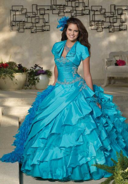 Vizcaya 88032 at Prom Dress Shop