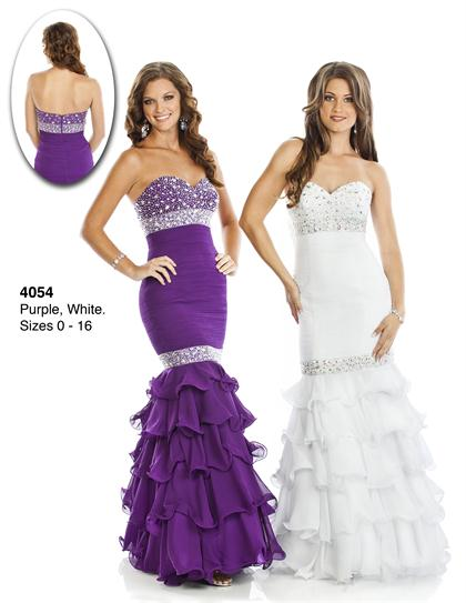 WOW 4054 at Prom Dress Shop