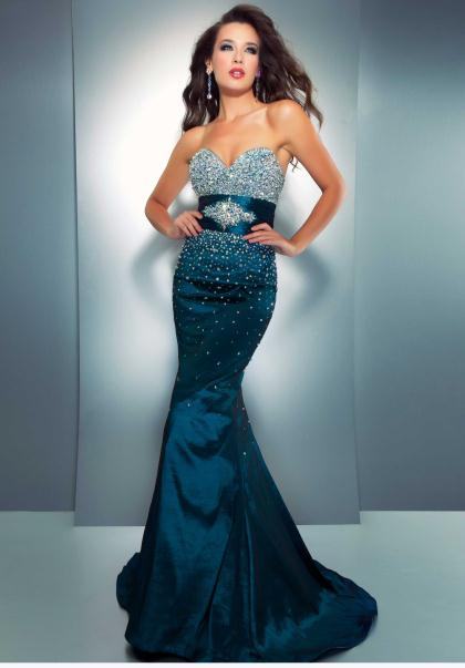Teal Prom Dresses 2013 Teal Green Prom Dresses