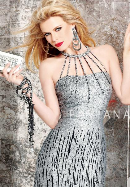 Faviana S7009 at Prom Dress Shop