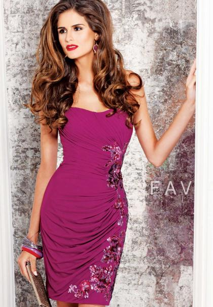 Faviana S7033 at Prom Dress Shop