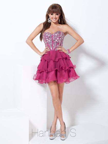 Hannah S 27731 at Prom Dress Shop