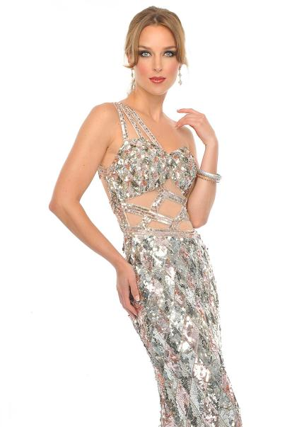 Precious Formals P8912 at Prom Dress Shop