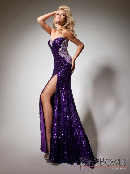 Tony Bowls Paris 113711 at Prom Dress Shop