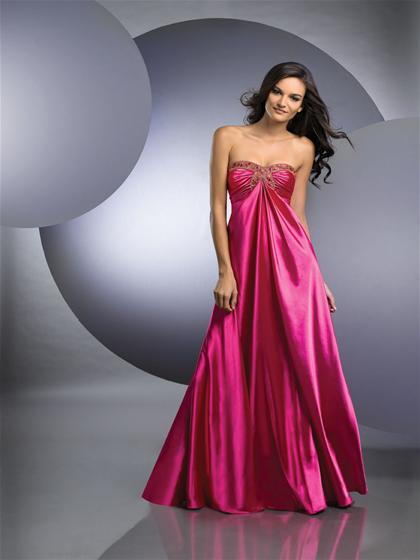 2012 Strapless Prom Dress by Shimmer 59232