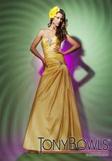 Tony Bowls Le Gala 112511.  Available in Yellow