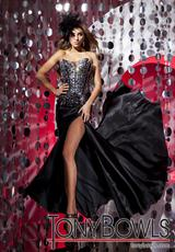 Tony Bowls Paris 2012 V Cut Prom Dress 112724