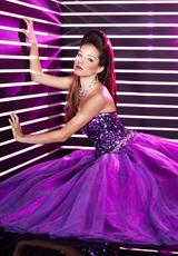 2012 Studio 17 Ball Gown Homecoming Dress 12320