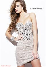 Prom Dress 1429 By Sherri Hill 2012