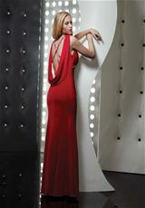 Jasz Couture 4320.  Available in Red