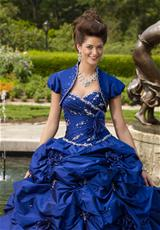 2012 Long Vizcaya Quinceanera Dress 87063