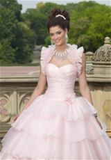 Long Sweetheart Vizcaya Quince Dress 87075