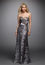 2014 Strapless Long Alyce Prom Dress 5379