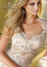 2013 Alyce Lace Prom Dress 2192