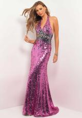 Halter Top 2013 Blush Prom Dress 9618