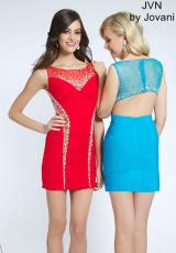 JVN by Jovani JVN90366.  Available in Navy, Red, Turqouise