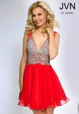 JVN by Jovani JVN99919.  Available in Black, Lilac, Mint , Red, White