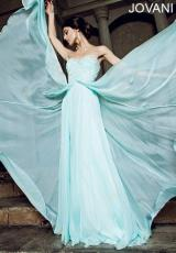 Jovani 78135.  Available in Aqua, Coral